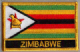 Flag Patch - Zimbabwe 09